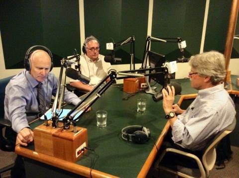 CaloriCool at Iowa Public Radio